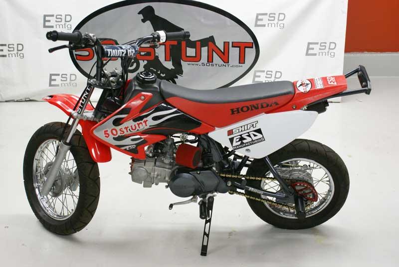 50stunt crf 70 for sale! - Stunt Bike Forum