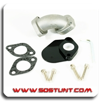 CRF 50 XR 20MM INTAKE KIT STOCK HEAD