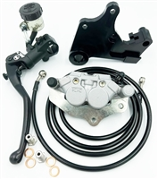 SUZUKI DRZ400SM DUAL CALIPER HANDBRAKE THIRD BRAKE KIT