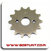 HONDA CRF 50 XR 50 FRONT COUNTERSHAFT SPROCKET