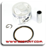 CRF50 XR50 88CC PISTON KIT RACE HEAD