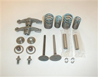 TB Valve Kit, Replacement 88cc race head