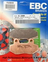 EBC EBC Double-H Sintered Metal Brake Pads
