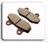 DUAL CALIPER HANDBRAKE REPLACEMENT PADS