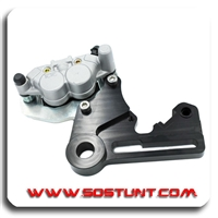 KTM DUAL CALIPER REAR HANDBRAKE THIRD BRAKE