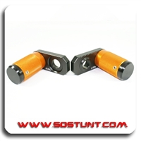 KTM REAR AXLE SLIDERS 450 EXC/SX 505 EXC