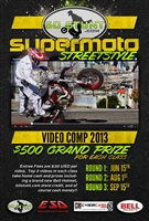 SUPERMOTO STREETSTYLE VIDEO COMPETITION